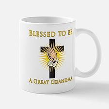 Blessed Great Grandma Mug
