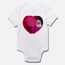 Pawprints 2 Infant Bodysuit