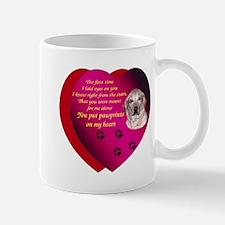 Pawprints 2 Mug