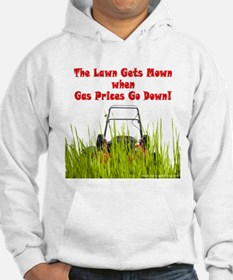 No Lawns for Oil! Hoodie