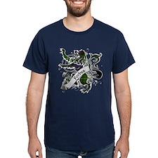 Forbes Tartan Lion T-Shirt