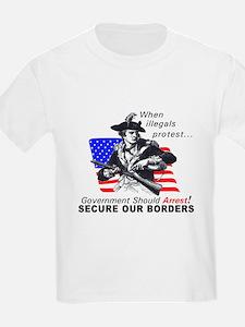 D7 mx1 Kids T-Shirt