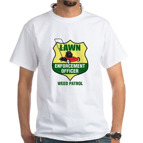 Garden Humor White T-Shirt