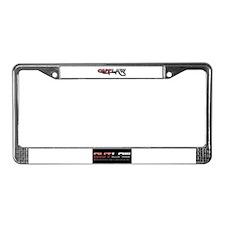 Cod4 License Plate Frame