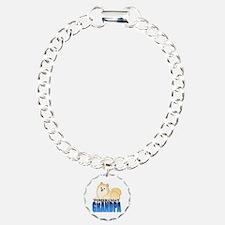 Pomeranian Grandpa Bracelet