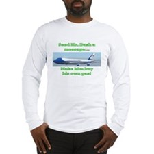 Funny Price of oil Long Sleeve T-Shirt