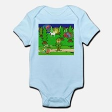 Cute Night elf Infant Bodysuit