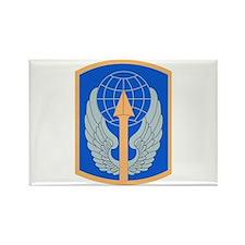 SSI - 166th Aviation Brigade Rectangle Magnet