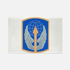 SSI - 166th Aviation Brigade Rectangle Magnet