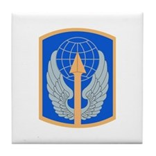 SSI - 166th Aviation Brigade Tile Coaster