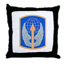 SSI - 166th Aviation Brigade Throw Pillow
