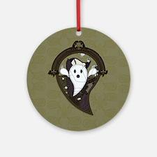 Ooh Ornament (Round)