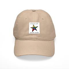Class of 2006 Rocks Baseball Cap