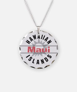 Maui Hawaii Necklace