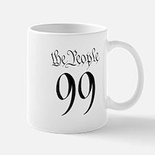 the People 99 black Mug