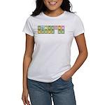 Chemistry Kicks Ass Women's T-Shirt