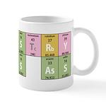 Chemistry Kicks Ass Mug