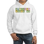 Chemistry Kicks Ass Hooded Sweatshirt