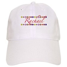 Rachael with Flowers Baseball Cap