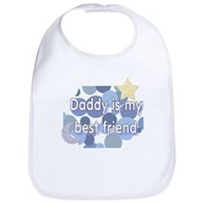 Daddy is my best friend Bib