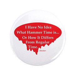 "Dexter Dances 3.5"" Button (100 pack)"