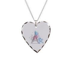 Paris Poodle Necklace