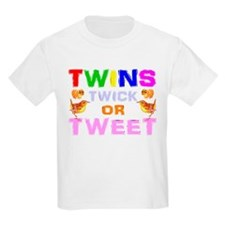 twins trick or treat T-Shirt