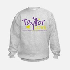 Cute Childhood cancer Sweatshirt