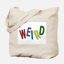 REALLY WEIRD Tote Bag