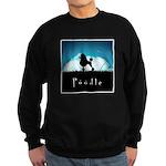 Nightsky Poodle Sweatshirt (dark)