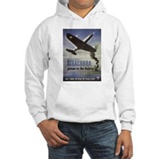 Airacobra (Front) Hoodie