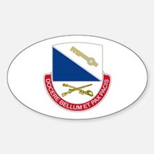 DUI - 181st Infantry Brigade Decal