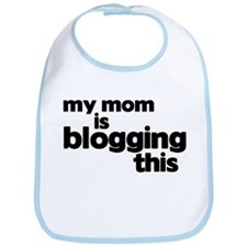 Blogging Mom Bib