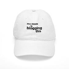 Blogging Mom Baseball Cap