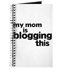 Blogging Mom Journal