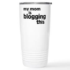 Blogging Mom Travel Coffee Mug