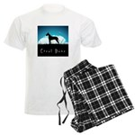 Nightsky Great Dane Men's Light Pajamas