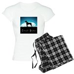 Nightsky Great Dane Women's Light Pajamas
