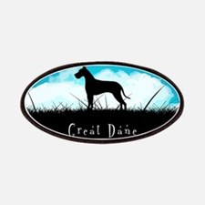 Nightsky Great Dane Patches