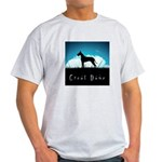 Nightsky Great Dane Light T-Shirt