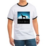Nightsky Great Dane Ringer T
