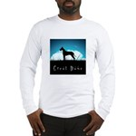 Nightsky Great Dane Long Sleeve T-Shirt
