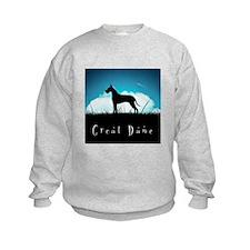 Nightsky Great Dane Sweatshirt