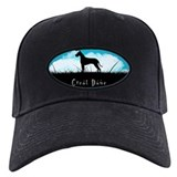 Great dane Baseball Cap with Patch