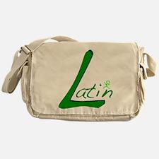 Latin Messenger Bag