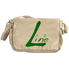 Line Messenger Bag