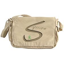 Square Dance Messenger Bag