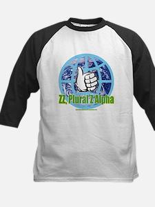 ZZ9 Plural Z Alpha Kids Baseball Jersey