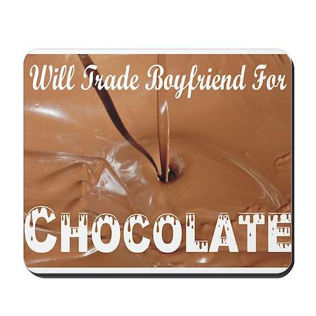 Will Trade Boyfriend Mousepad