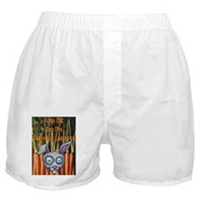 Army of Carrots Boxer Shorts